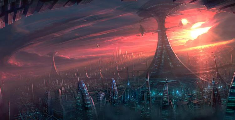 Мир научной фантастики
