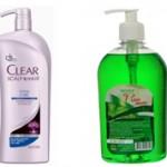 Чем отличается шампунь от жидкого мыла?