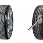 Зимние и летние шины — чем они отличаются?