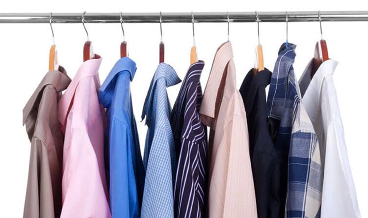 Разные рубашки