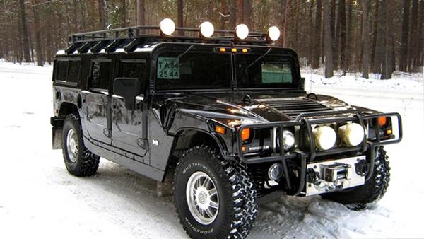 Внедорожник Hummer