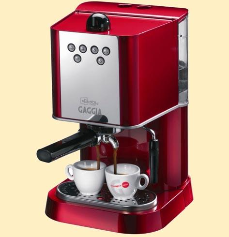 Новая кофемашина