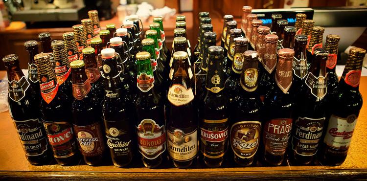 Пиво темное
