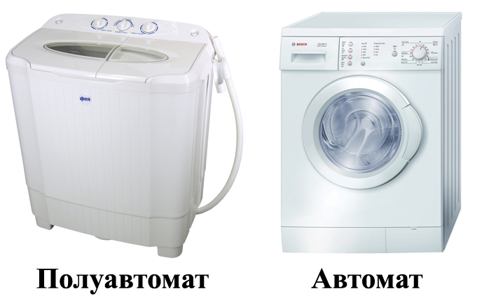 Полуавтомат и автомат