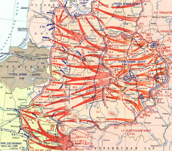 Стратегия СССР