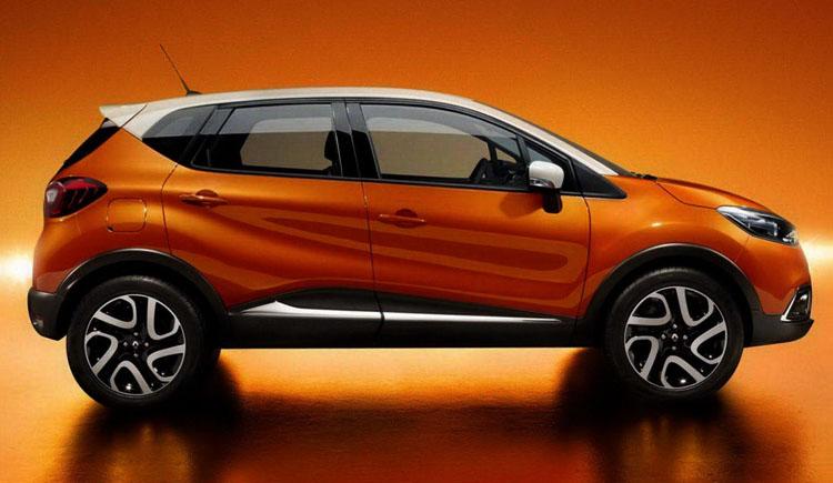 Кроссовер Renault Captur