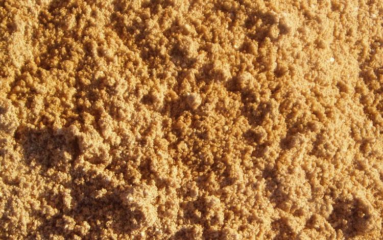 Крупнозернистый речной песок