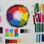 Чем масляная пастель отличается от сухой — основные отличия