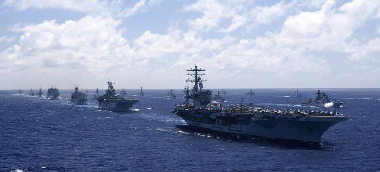 Современный флот