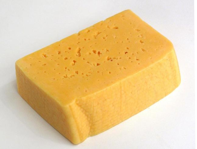 Новый твердый сыр