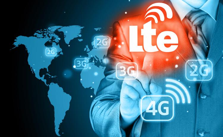 Сеть LTE