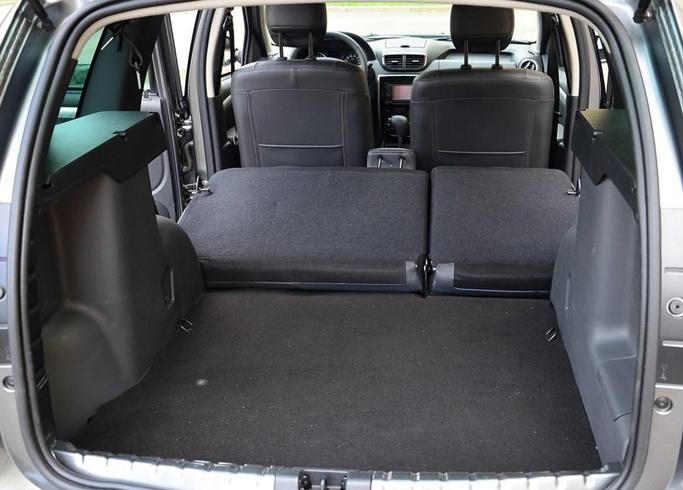 Багажник Nissan Terrano
