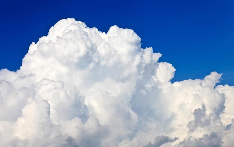 Большое облако