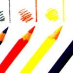 Чем акварельные карандаши отличаются от обычных цветных?