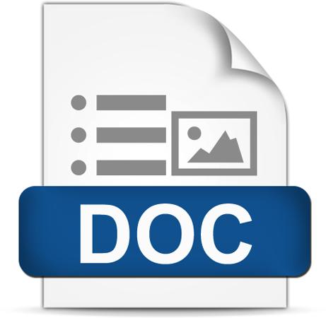 Формат .doc