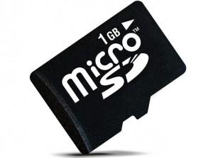 Micro SD 1GB