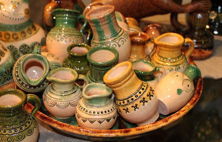 Много керамики