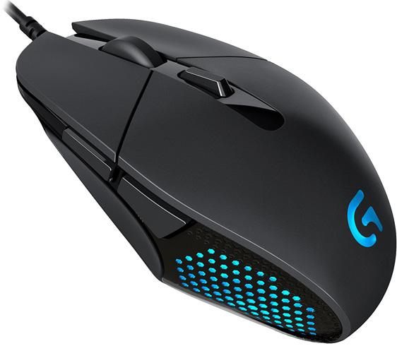 Новая игровая мышь