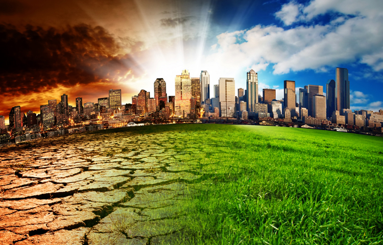 Разный климат
