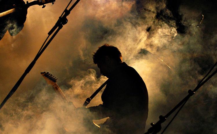 Рок музыкант