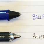 Чем отличается шариковая ручка от роллера: описание и отличия