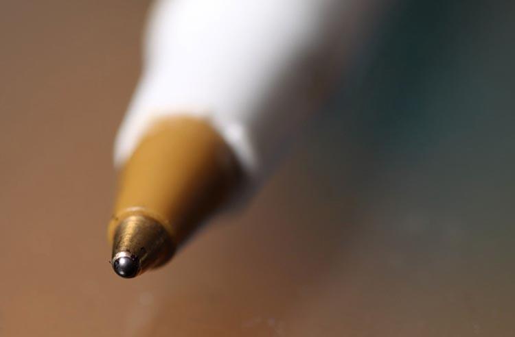 Шарик в ручке