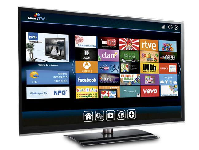 Современный Smart-TV
