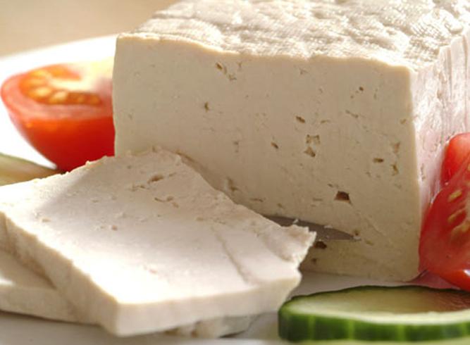 Свежий сыр Торфу