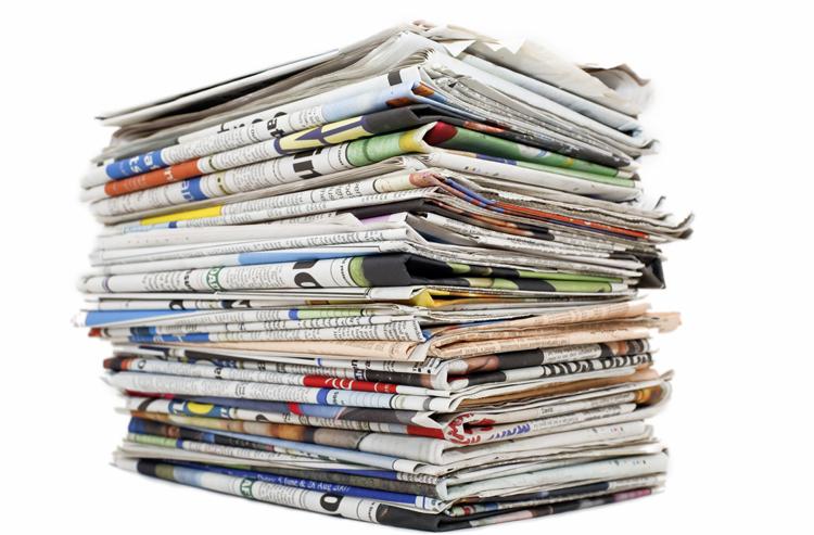 Много газет