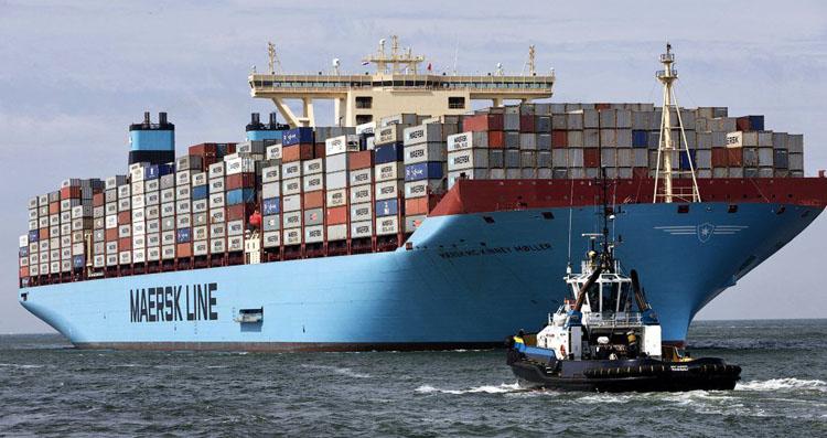 Импорт на корабле