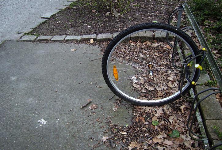 Кража велосипеда
