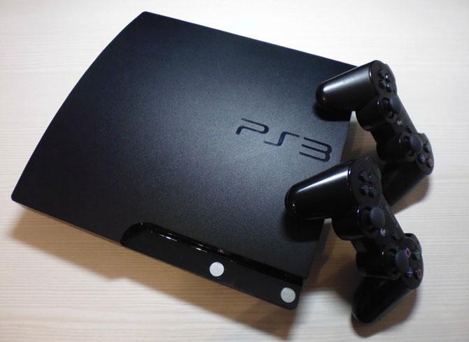Приставка PS3 SLIM