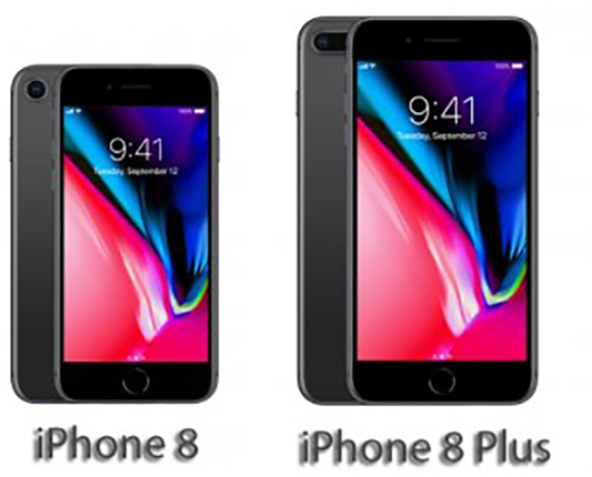 Айфон 8 и Айфон 8 плюс