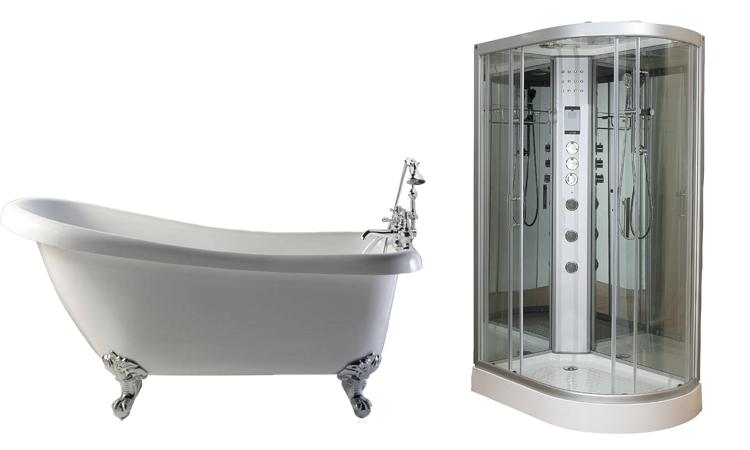 Ванна и душевая