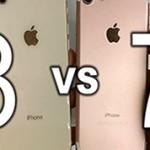 Iphone 7 и Iphone 8: чем они отличаются и что лучше выбрать?