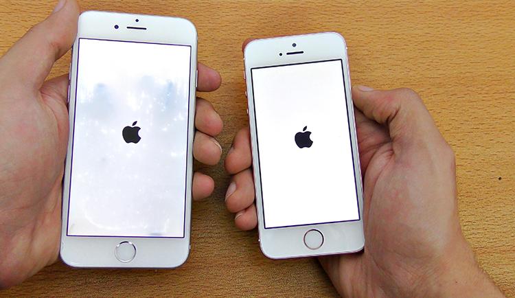 Айфон 6 и SE
