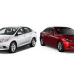 Форд Фокус 3 и Мазда 3: сравнение и что лучше выбрать?