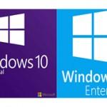 Чем отличается Windows 10 pro от Enterprise и что лучше