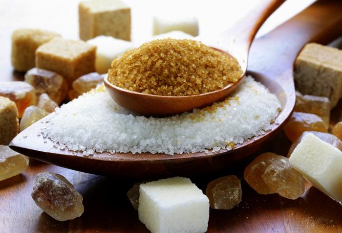 Сахар и фруктоза