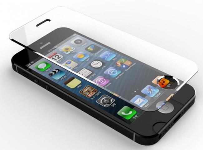 Защитное стекло на смартфон