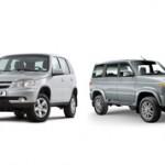 Нива Шевроле и УАЗ Патриот: сравнение автомобилей и что лучше