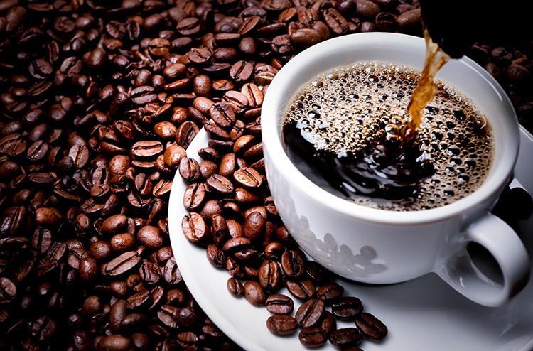 Свежее кофе