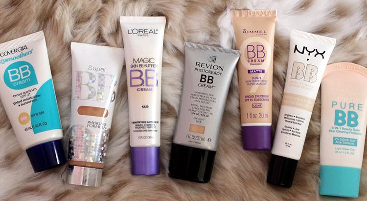 bb крема