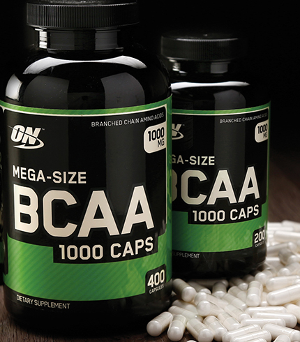 Капсулы BCAA