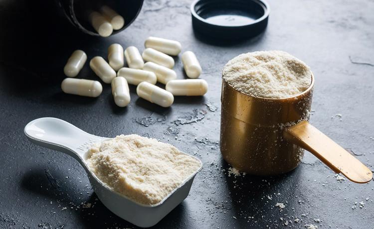 BCAA и протеин