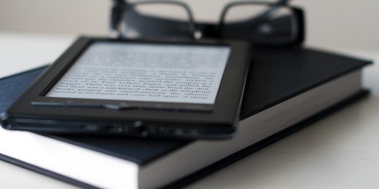 Бумажная и электронная книга