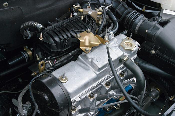 Двигатель на 8 клапанов