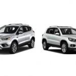 Что лучше купить Форд Куга или Фольксваген Тигуан — сравнение автомобилей