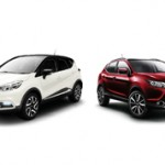 Renault Captur или Nissan Qashqai: сравнение и что лучше