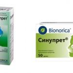 Капли или таблетки Синупрет — что лучше взять?